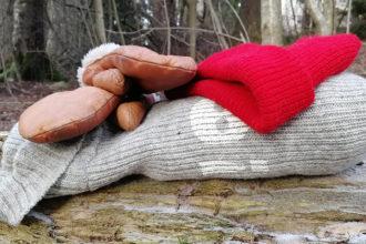 talviretki kirpputorin kautta kerrospukeutuminen